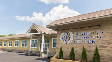 Photo of Bradford Recovery Center in Millerton, PA